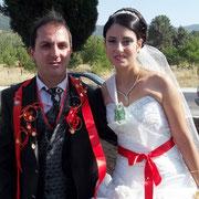 Kasabamız halkından Şeytanların Abdullah oğlu Ramazan ARIK, Burdur ili Bucak ilçesinden Tevfik kızı Sevinç GÜLTEN ile evlendi. 02/08/2011