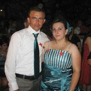 Kasabamız halkından Arap Ali oğlu İlyas BALTA, Kocavelinin Kenan kızı Ayşe SEVİL ile evlendi. 03/08/2010