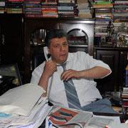 Özgürlükte gazetedeki çalışma ortamım ve ben (2006 - Ankara)