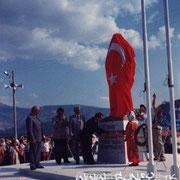 Atatürk Anıtın Açılış Töreninden