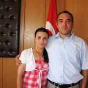 Kasabamız halkından Sakallıların (Merhum) Mehmet oğlu Erkan SEVİL, Aydın İli Nazilli ilçesinden Mehmet kızı Derya ÖZTÜRK ile nikahlandı. 22/06/2010
