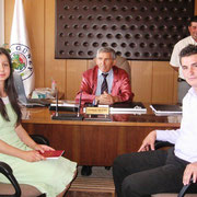 Kasabamız halkından Topalduranların Mustafa oğlu Turgut AYKO, Memişlerin Arif kızı Keziban AŞIK ın nikahları Belediye Başkanı Cemal ALTAY tarafından kıyıldı. 24/07/2009