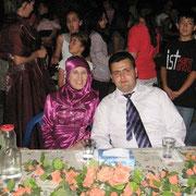 Kasabamız halkından Cohmudun Merhum Hasan kızı Seher BATUR, Kütahya ilinden Mustafa SAVAŞ ile evlendi.  24/07/2009