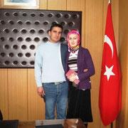 Kasabamız çevre köylerinden olan Karaköy köyünden Merhum Biberlerin Şeref oğlu Özgür AKGÜN, Afyonkarahisarlı Mehmet kızı Tuğba TOPUZ ile nikahları Belediye Başkanı Nevzat BARKAN tarafından kıyıldı. 13/01/2009