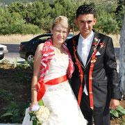 Kasabamız halkından emekli öğretmen Ramazan BATUR oğlu Faith BATUR, Okul müdürümüz Asım AKŞİT kızı Meltem AKŞİT ile evlendi.  04/08/2011