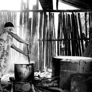Del conuco al budare, La gran sabana, Edo. Bolívar, Venezuela