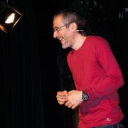 Rubén Martínez en Americantos y Laticuentos