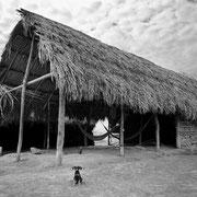 Techo originario, Edo Bolívar, Venezuela