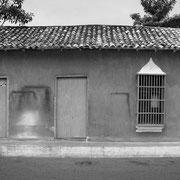 Dos puertas, una ventana. Píritu, Edo. Anzoátegui, Venezuela