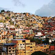 Petare. Caracas, Venezuela