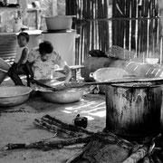 Del conuco al budare 2, La gran sabana, Edo Bolívar, Venezuela