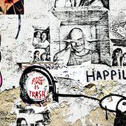 Arte callejero en el Barrio del Born. Barcelona (3)