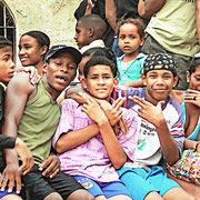 My American Heroes. Chuao. Venezuela