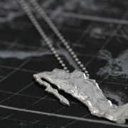 Mexico necklace (silver)