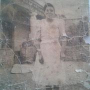 Luz Martinez Juarez (doña Luz) Año:1946