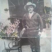 Señor Amado Martinez Año: 1937