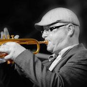 Trompettist Hub Boesten