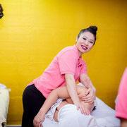 Fusion Oriental Massage Therapie Ausbildung
