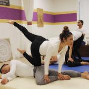 Thai Warrior Massage Course