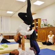 Thai Warrior Massage Ausbildung