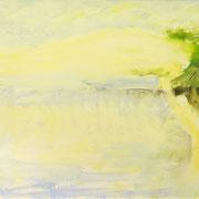 «Песчаные дюны в Ниде». Х.м.  60/70г.  2010г Сомова Наталия Вячеславовна