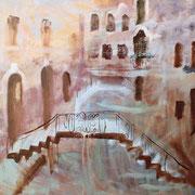 Венеция. х.м. 80х100 2003г. Сомова Н.В.