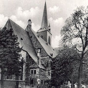 Aschersleben  1948  Stephanikirche