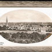 Aschersleben  1908  Gesamtansicht