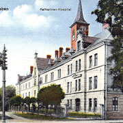 Aschersleben  1909  Katharinen - Hospital