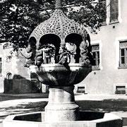 Aschersleben  1960  Hennebrunnen