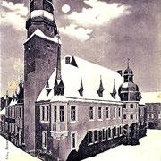 Aschersleben  1895  Rathaus