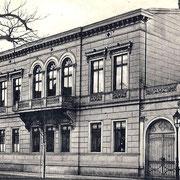 Aschersleben  1924  Friedrichstraße 1