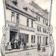 Aschersleben  1913  Kino · Salon