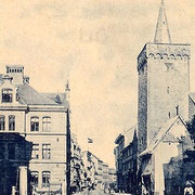 Aschersleben  1897  Liebenwahnsches Tor