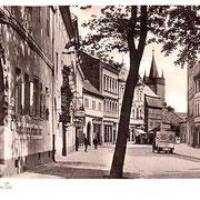 Aschersleben  1953  Am Tie