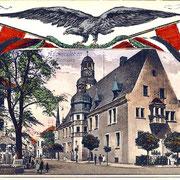Aschersleben  1912  Rathaus