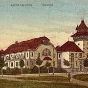 Aschersleben  1925  Stadtbad