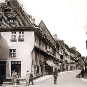 Aschersleben  1924  Hohestrasse