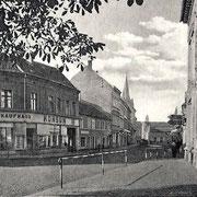 Aschersleben  1959  Johannisplatz