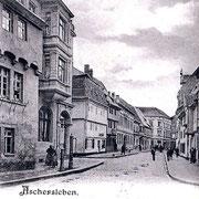 Aschersleben  1896  Ueber den Steinen