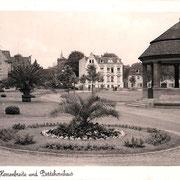 Aschersleben  1938  Herrenbreite mit Bestehornhaus