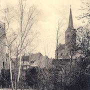 Aschersleben  1910  Apothekergraben