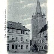 Aschersleben  1884  Johannisthurm
