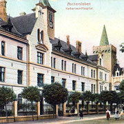 Aschersleben  1910  Katharinen - Hospital