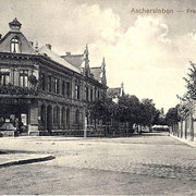 Aschersleben  1921  Friedrichstraße