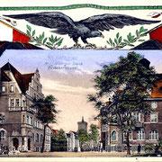 Aschersleben  1912 Magdeburger Bank · Bestehornhaus