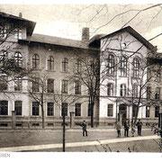 Aschersleben  1920  Gymnasium