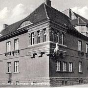 Aschersleben  1925  Reformiertes Pfarrhaus