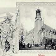 Aschersleben  1898  Rathaus