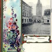 Aschersleben  1900  Johannisthor